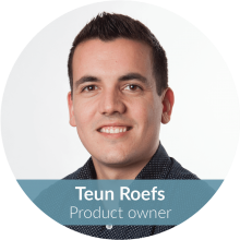 Teun Roefs - Product Owner